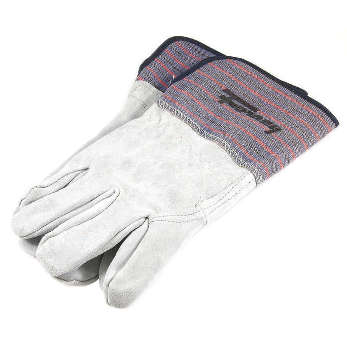 Forney Hide Light-Duty Welding Gloves, Men's Size Large
