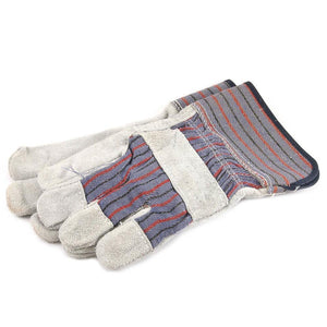 Forney Standard Cowhide Leather Palm Gloves (Men's L)