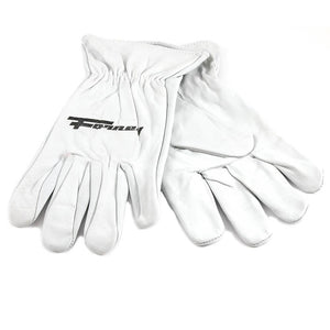 Forney Goatskin Leather Driver Gloves (Men's M)