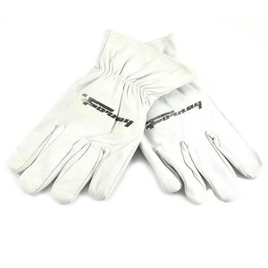 Forney Lined Goatskin Leather Driver Gloves (Men's L)