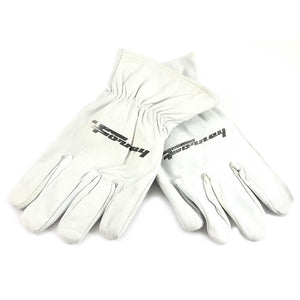 Forney Lined Goatskin Leather Driver Gloves (Men's XL)
