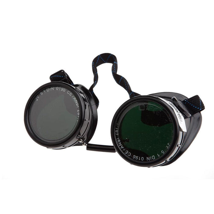 Forney Brazing Goggles, 50 mm, Shade #5