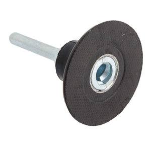 Forney Quick Change Backing Pad, 2""
