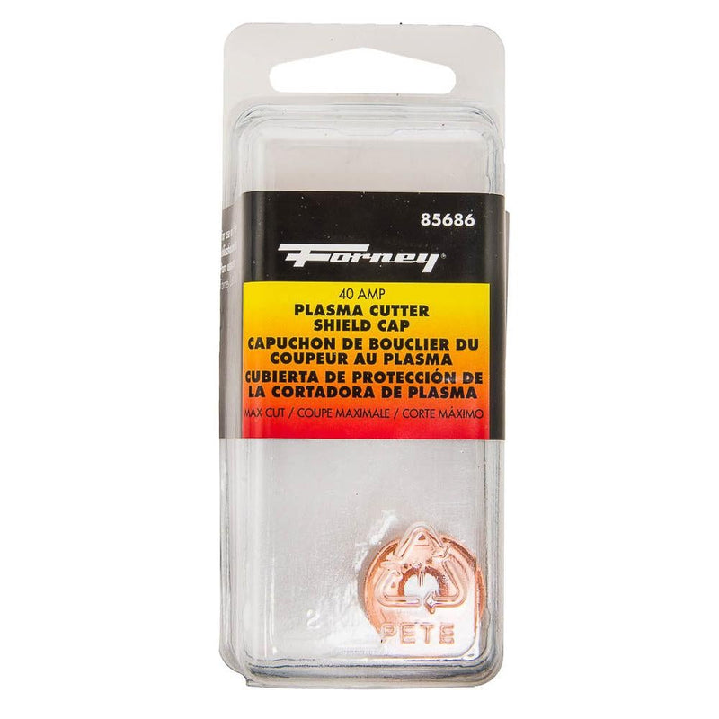 Forney Plasma Cutter Shield Cap 40 Amp Fence Supply Online