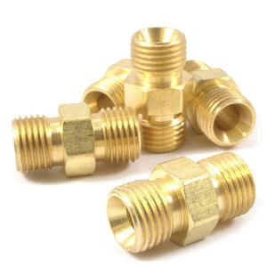 Oxy-Acetylene Hose Coupler, 5-Pack