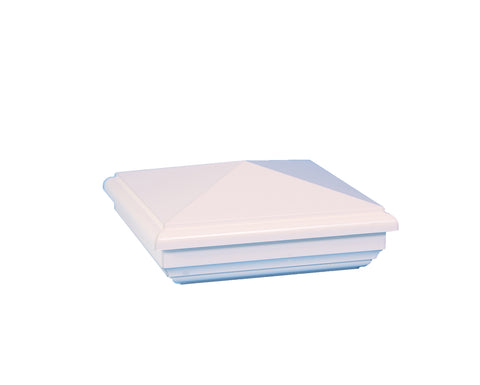 4x4 NEW ENGLAND PVC POST CAP $4.77 each