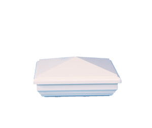 5x5 NEW ENGLAND PVC POST CAP $6.28 each