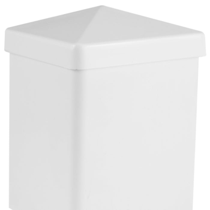 5x5 PYRAMID PVC POST CAP $1.79 each Free Shipping