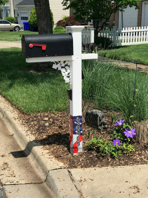 Mailbox Post Protection - Fence Armor