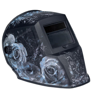 Forney™ Smoking Rose ADF Helmet