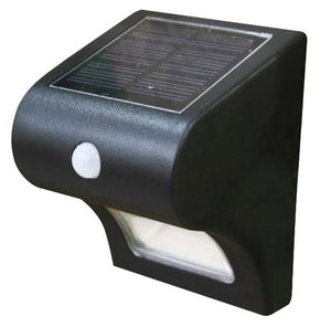SOLAR MOTION SENSOR DECK & WALL LIGHT