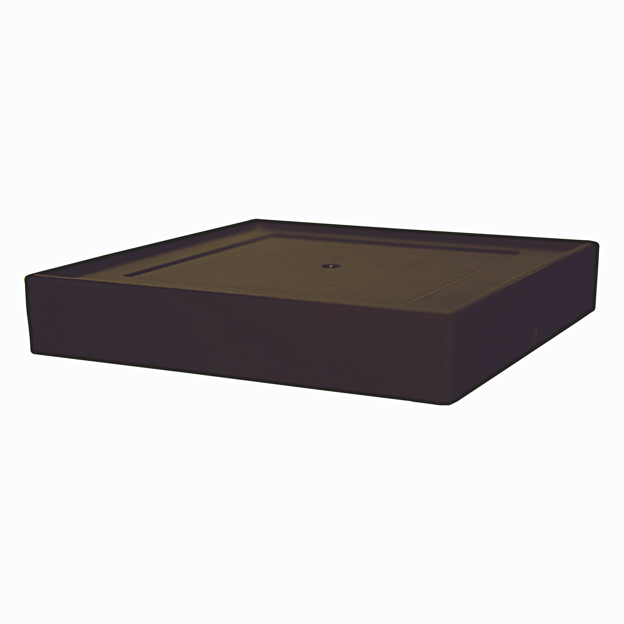 4.5x4.5 BASE IMPERIAL ALUMINUM - BRONZE