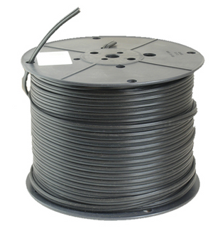 100' Heavy Duty 12 Gauge Low Volt Wire | Aurora Deck Lighting