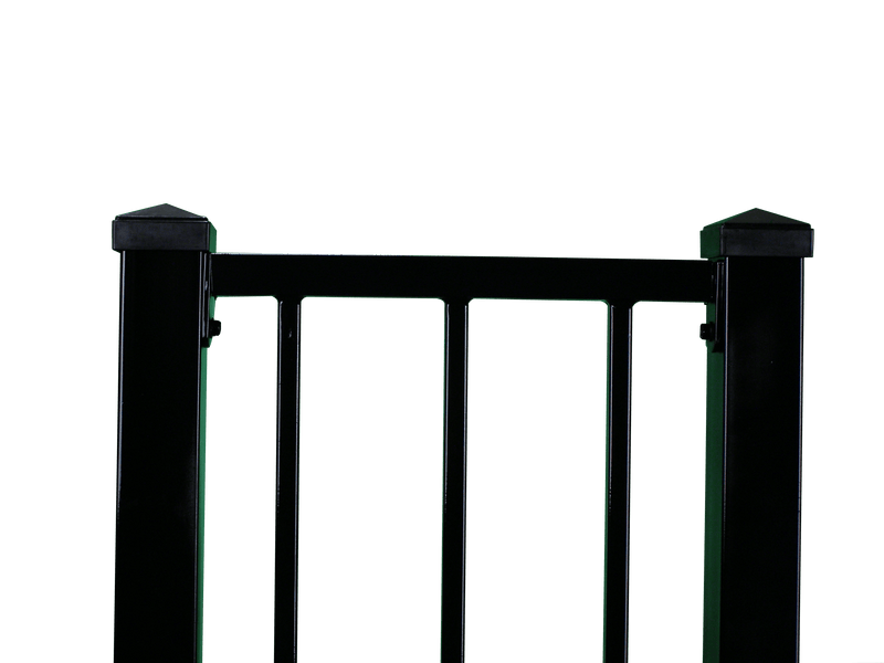 Flat Top Ornamental Iron Fence Fence Supply Online