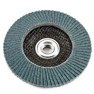 "Flap Disc, Type 29, 4-1/2"" x 5/8""-11, ZA60"