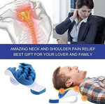 Neck Shoulder Massage Pillow Support