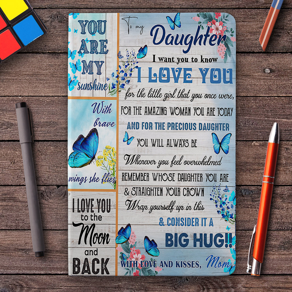 Notebook for daughter