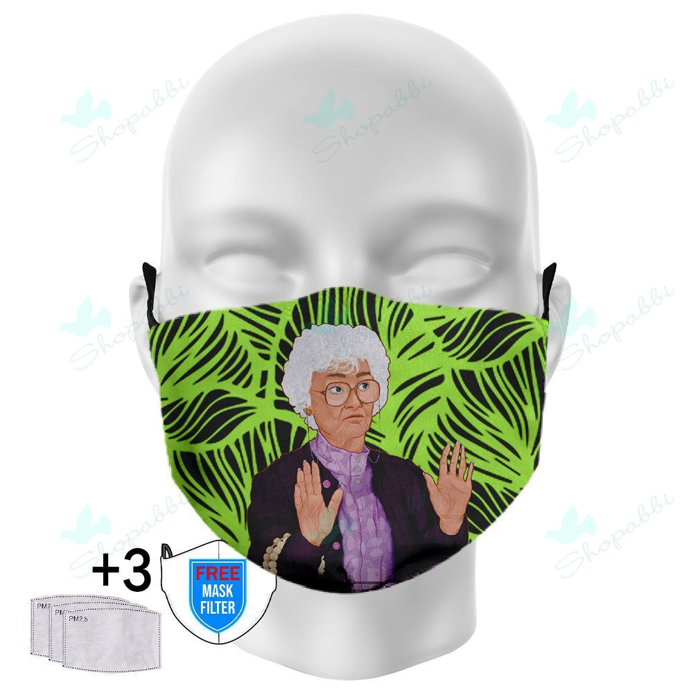 Golden Girls 2020 Face Mask