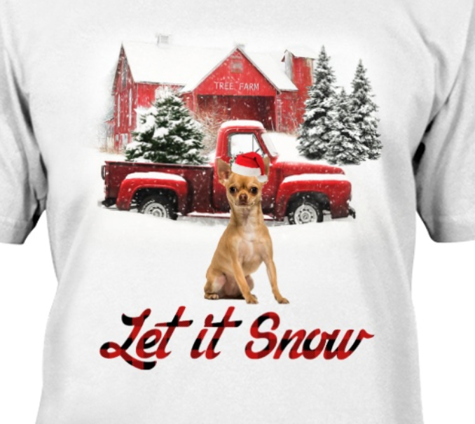 Let It Snow - Chihuahua