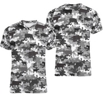 Cow Camo Over Full All-Over Unisex Shirt