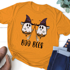 Boo witch t-shirt