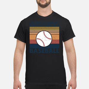 I'm pretty sure my birth stone is a baseball unisex shirt