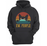 Funny Cat Hate People Unisex Shirt
