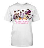In October We Wear Pink 3D T-shirt 11
