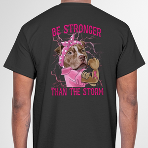 PITBULL - BE STRONG THAN THE STORM