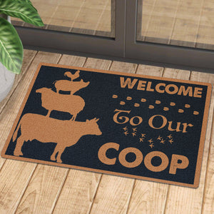 Doormat Farm House 1