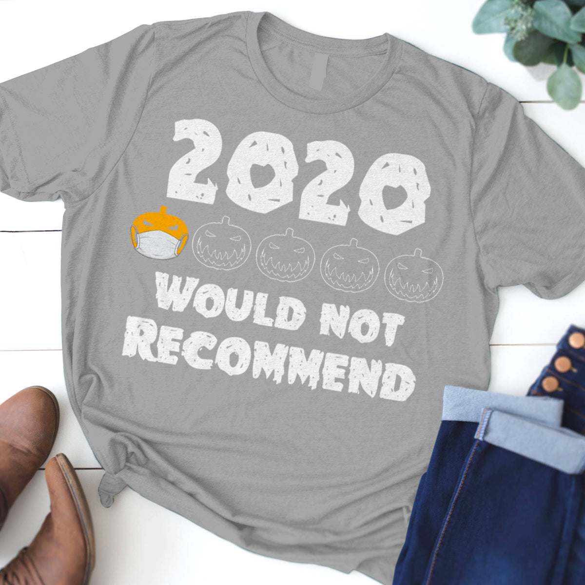 2020 bad year ever t-shirt