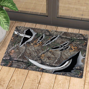Fishing Unique Design Doormat