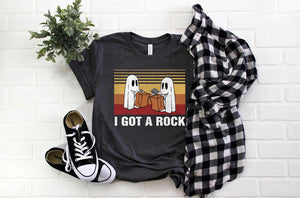 I got a rock t-shirt