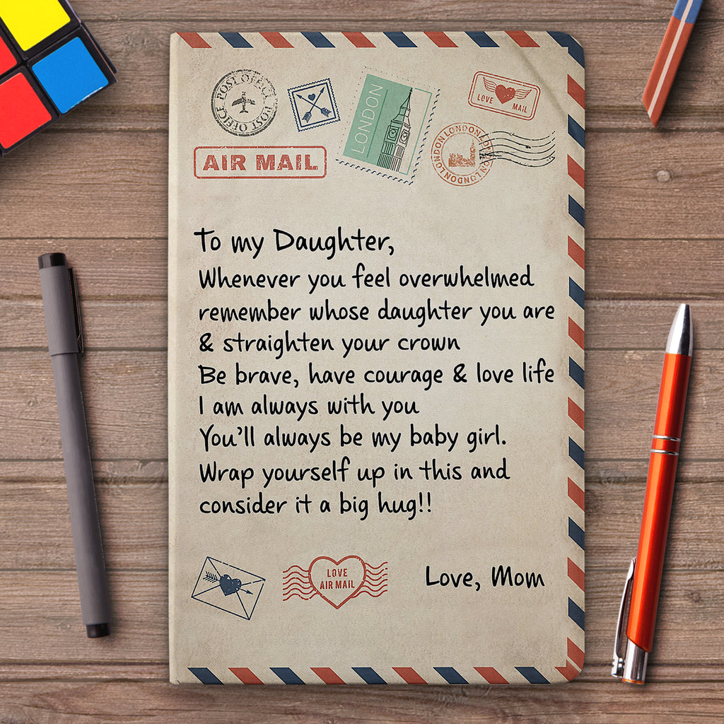 Notebook for daughter 3
