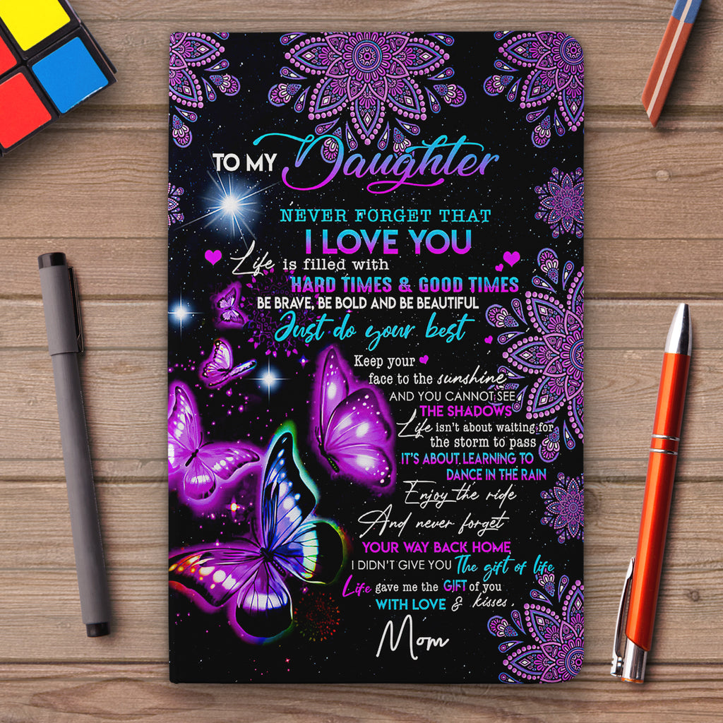 Notebook for daughter 2