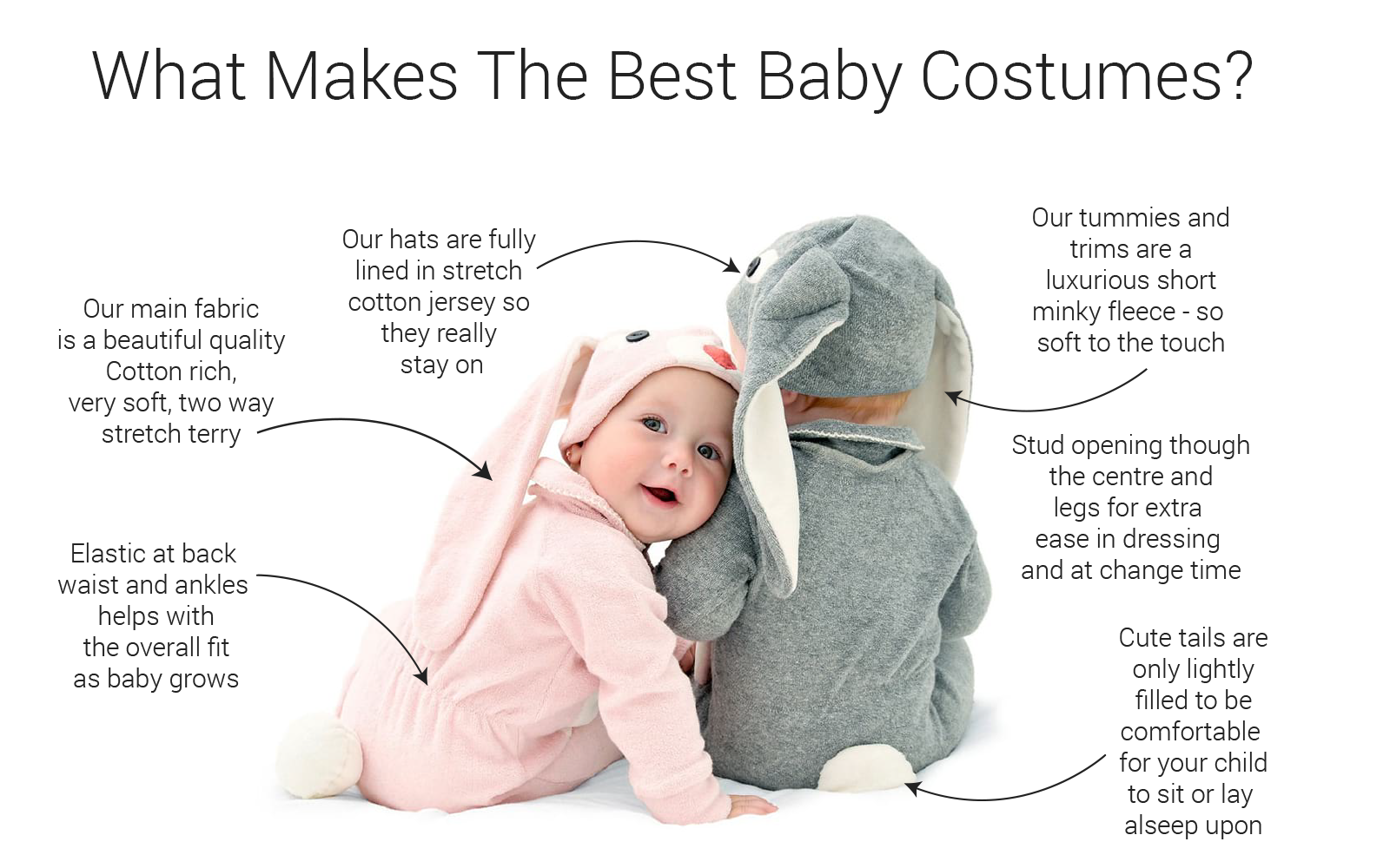 Features Of The Best Baby Costumes