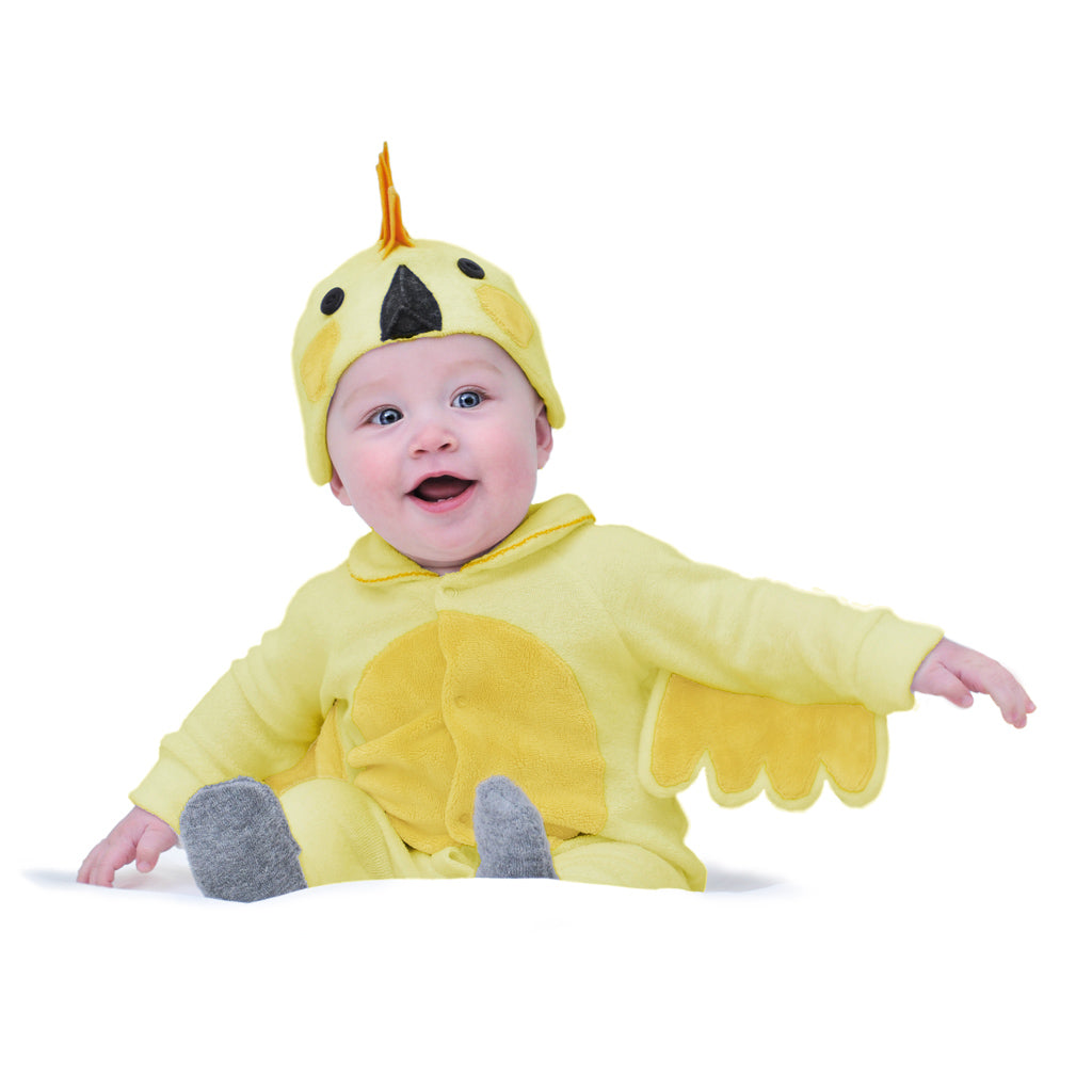 Lil' Bird Baby Chick Costume