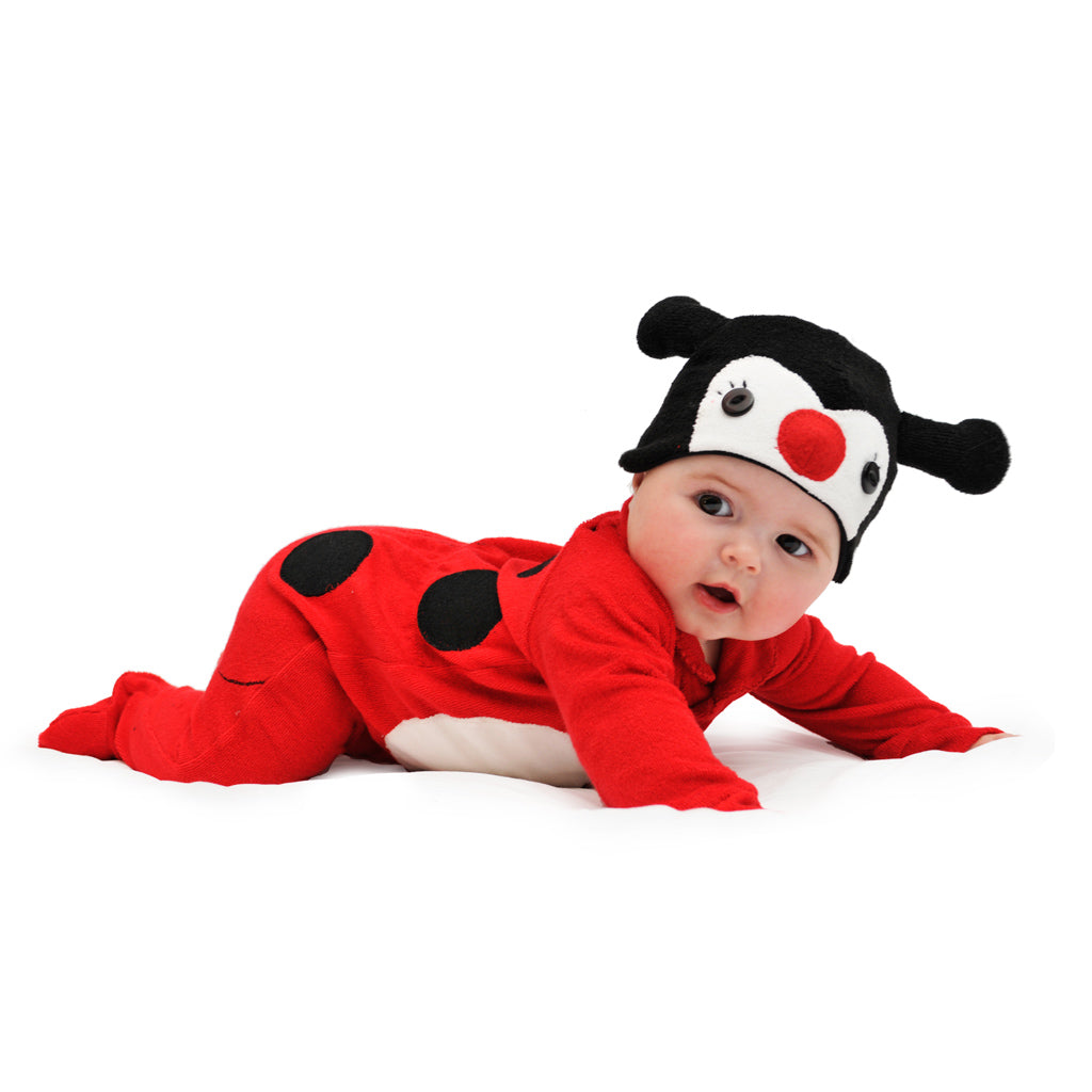 Baby Ladybug Outfit Costume