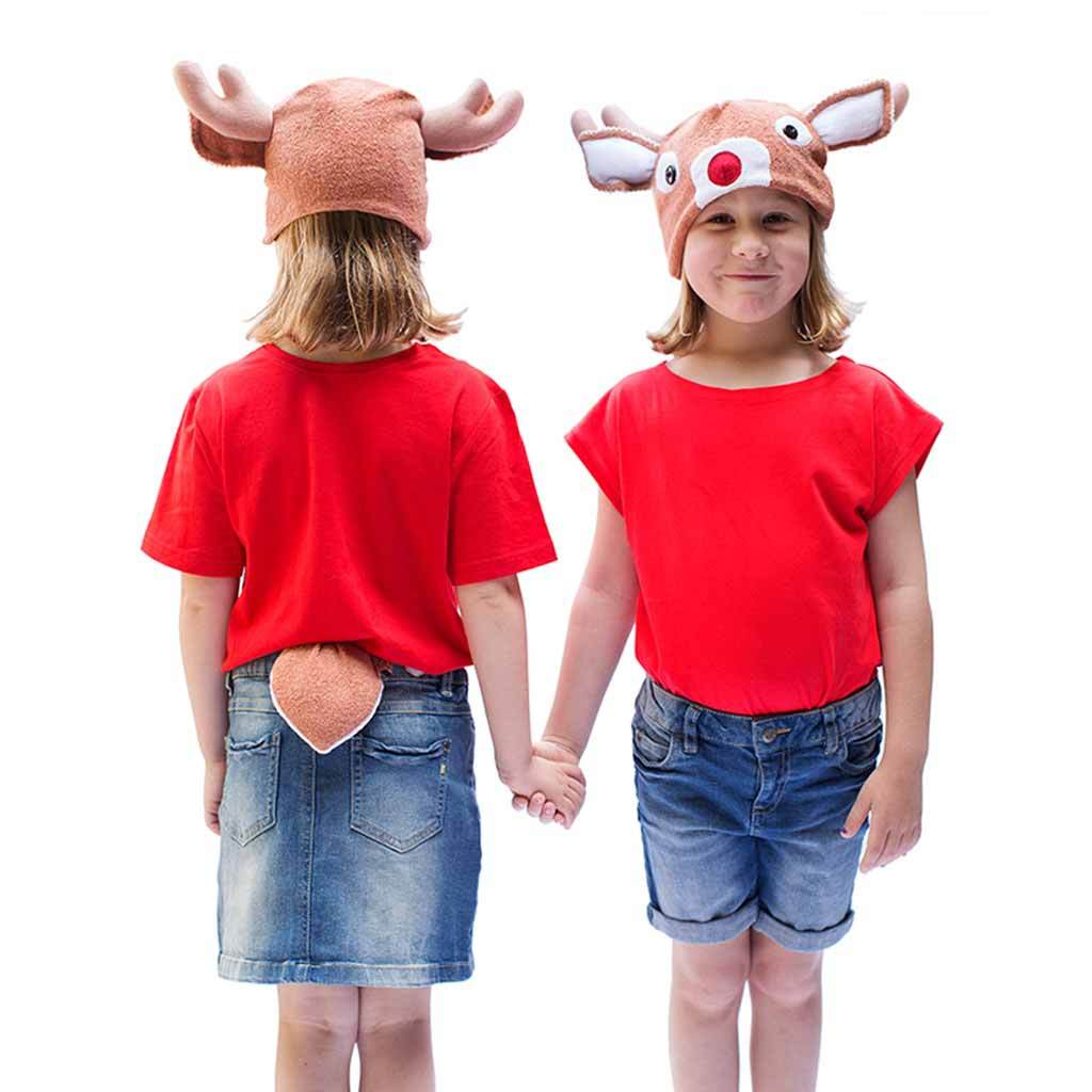 Christmas Reindeer Hat for all Ages