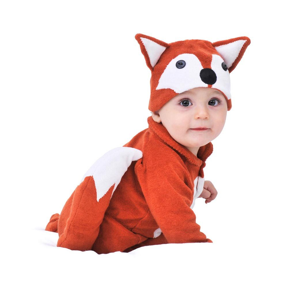 Lil' Infant and Toddler Fox Costume