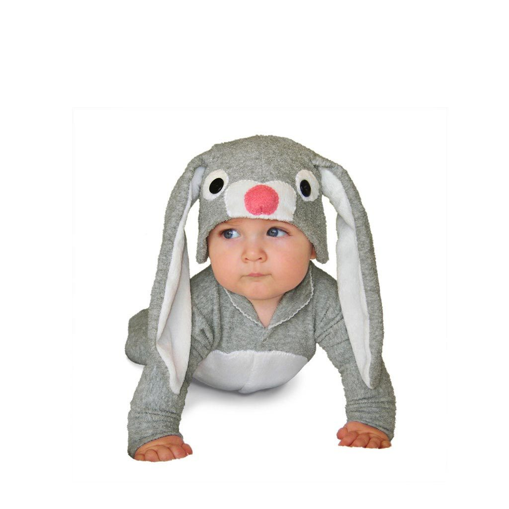 Cotton Baby Bunny Costume Features