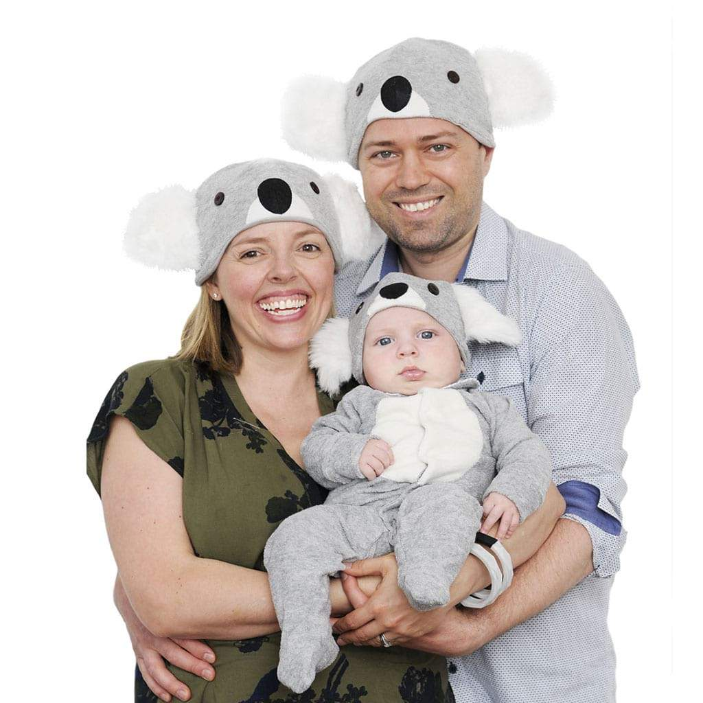 Koala hat - Koala Family Costume