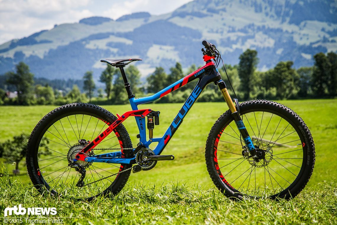 Cube 2016 Bike Preview Mtb The Bicycle Doctor