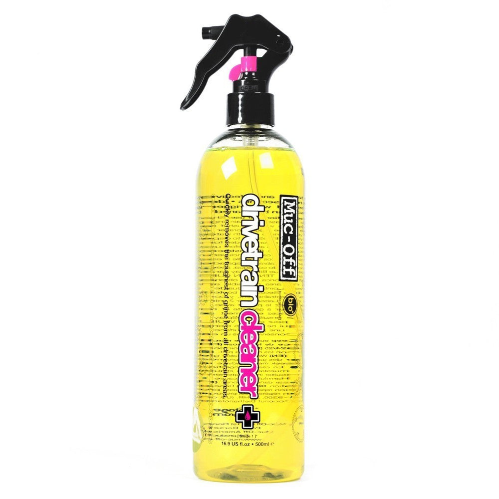 Muc-Off  Drivetrain Cleaner 500ml (capped and triggered)