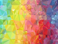 Jigsaw Puzzle - Crinkle Rainbow - Impuzzible - 1000 Pc. Jigsaw Puzzle