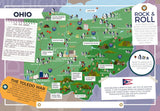Ohio - I Love My State 400 Piece Personalized Jigsaw Puzzle