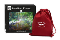 River Bend, Exmoor 300 Piece Wooden Jigsaw Puzzle