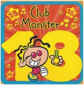 Age 18 - 18th Birthday - Club Monster