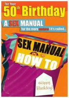 Age 50 - 50th Birthday - Manual