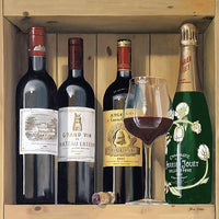 Age 50 - 50th Birthday - Wine Cabinet